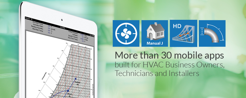 HVAC Mobile Apps